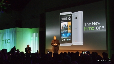 HTC One официално – камера с ултрапиксели, BoomSound звук и алуминиев корпус