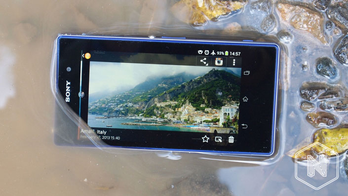 Sony XPERIA Z1 review nixanbal 2