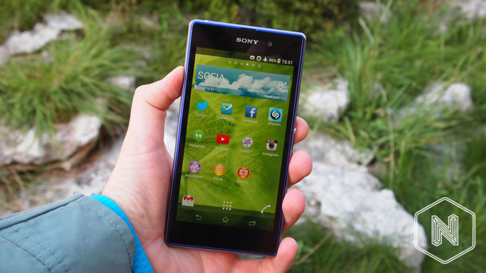 Sony XPERIA Z1 review nixanbal 5
