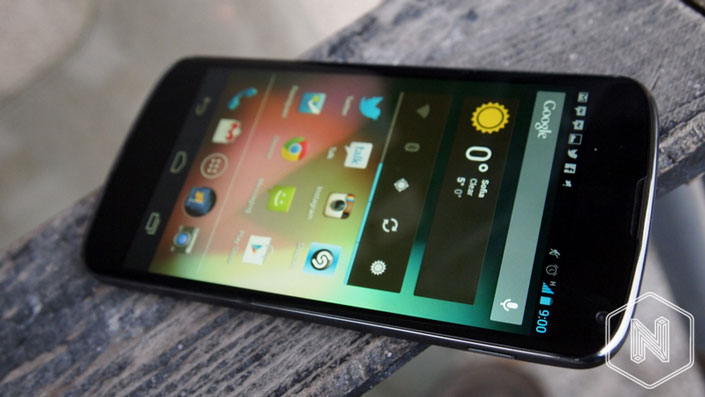 Google Nexus 4 review4