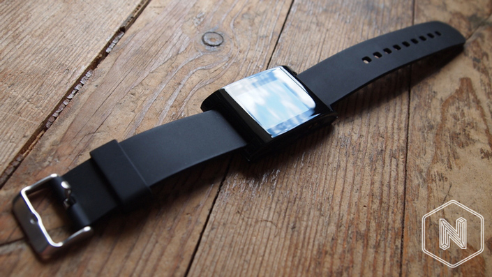 Pebble smart watch review nixanbal10