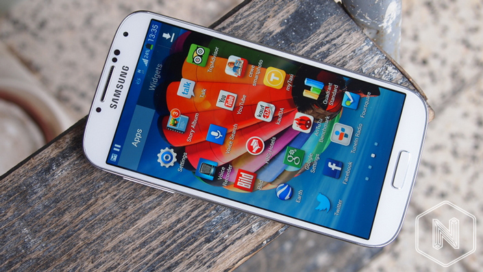 Samsung Galaxy S4 review nixanbal10