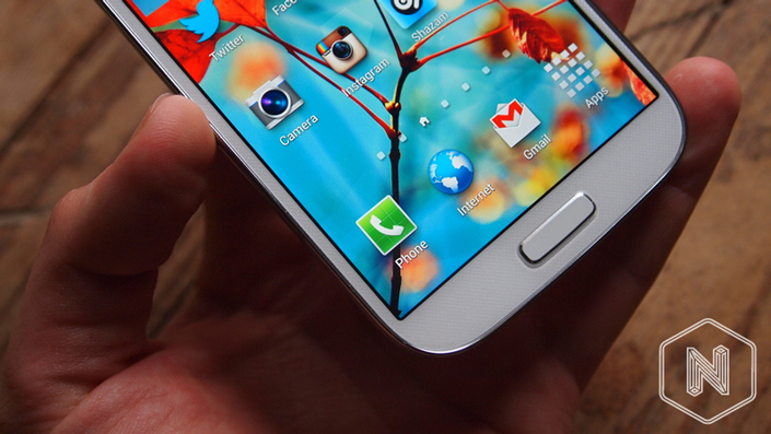 Samsung Galaxy S4 review nixanbal11