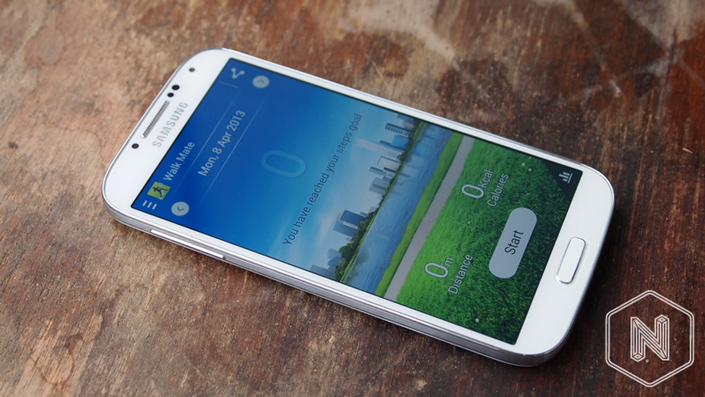 Samsung Galaxy S4 review nixanbal12