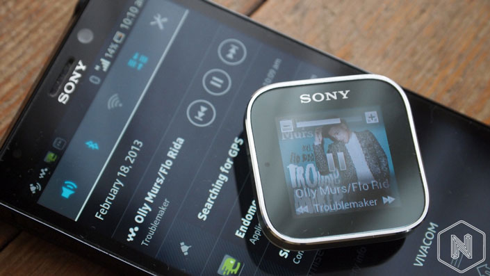 Sony SmartWatch review1