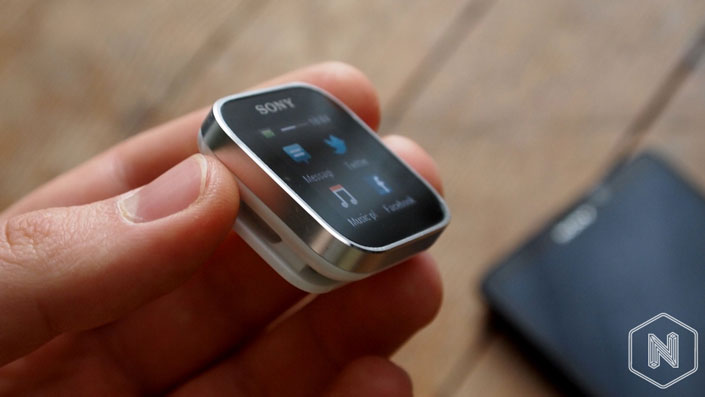 Sony SmartWatch review5
