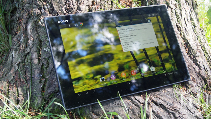 Sony Xperia Tablet Z review nixanbal14