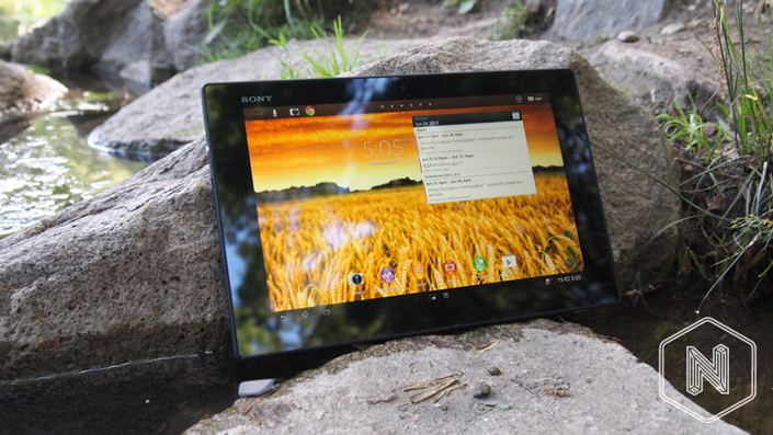 Sony Xperia Tablet Z review nixanbal 17