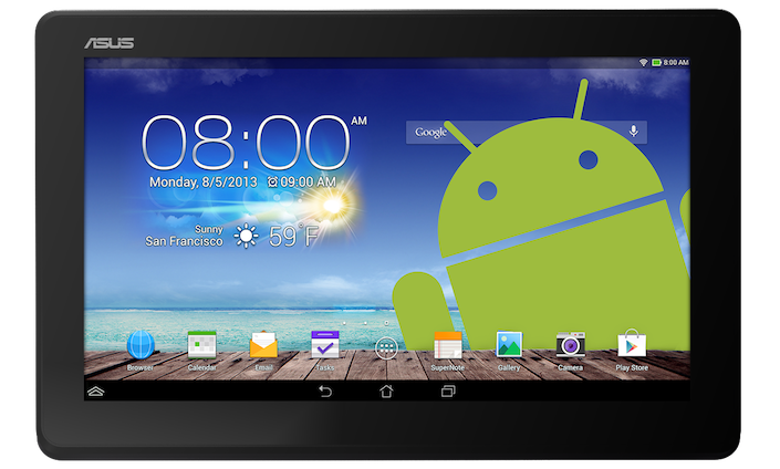 Quad Mode Android Tablet