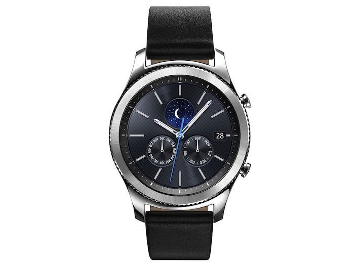 01 Samsung Gear S3 classic Front