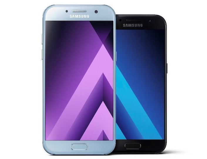02 Galaxy A5 BlueA3 Black Combo 1P
