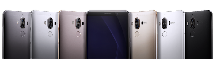 Huawei Mate 9 Group 1