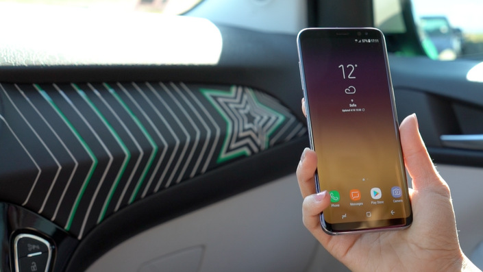 Samsung Galaxy S8 REVIEW @ nixanbal