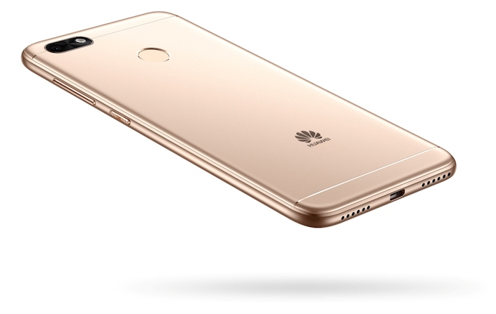P9 lite mini gold 2