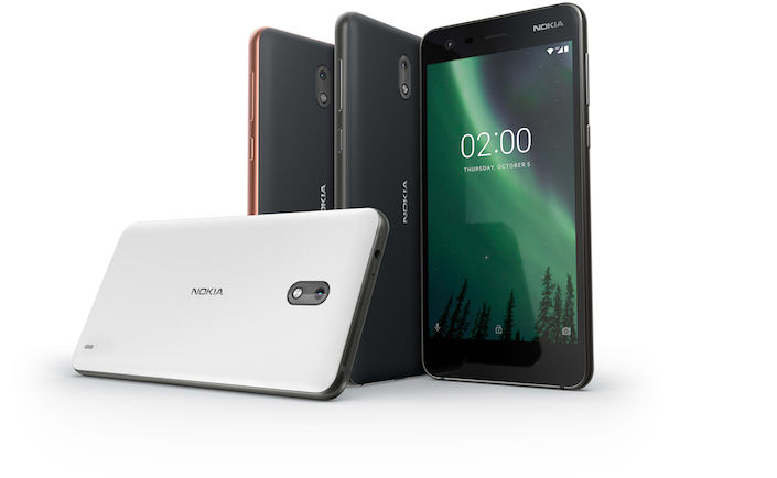 nokia 2-the design