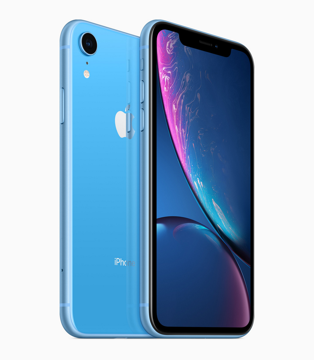 iPhone XR blue-back 09122018