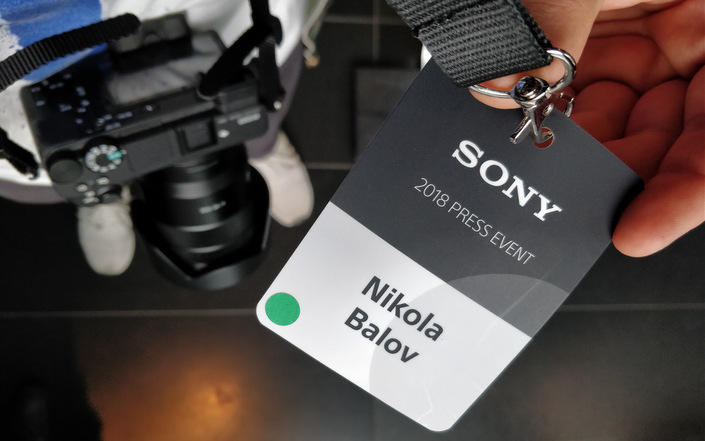 Sony Press Day @ Vienna