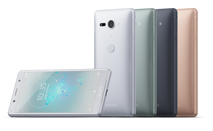 Xperia XZ2 Compact Collection Group 1