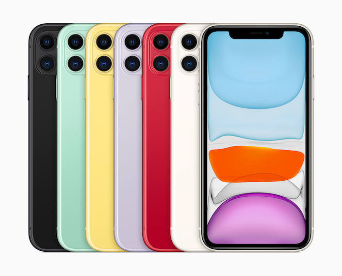 Apple iphone 11-family-lineup-091019