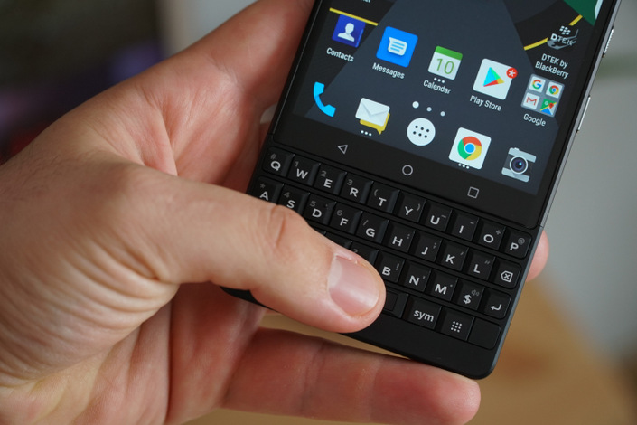 BlackBerry KEY2 @ nixanbal.com