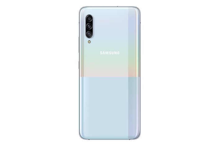 Galaxy-A90-5G White Back