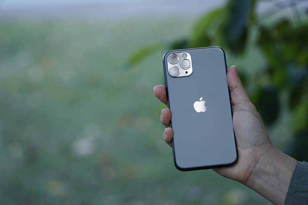 iPhone 11 Pro review nixanbal