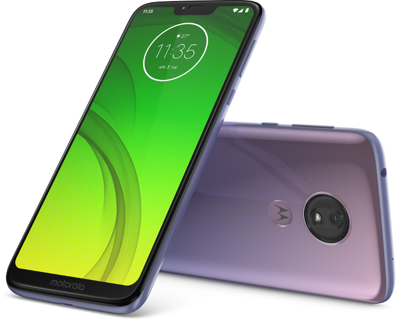 Moto G7 Power  Ice Violet
