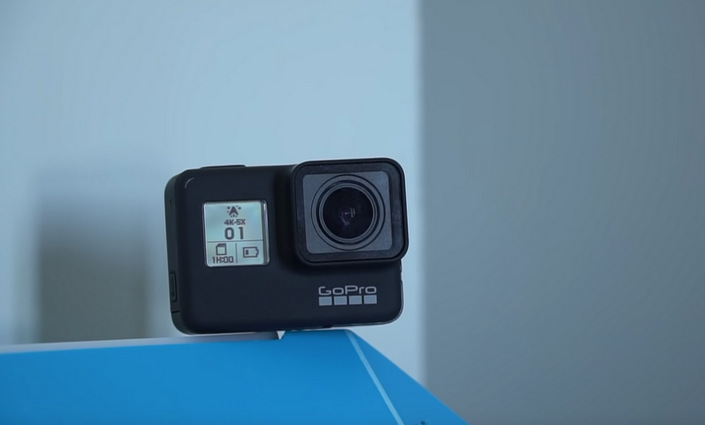 GoPro HERO 7 Black @ nixanbal