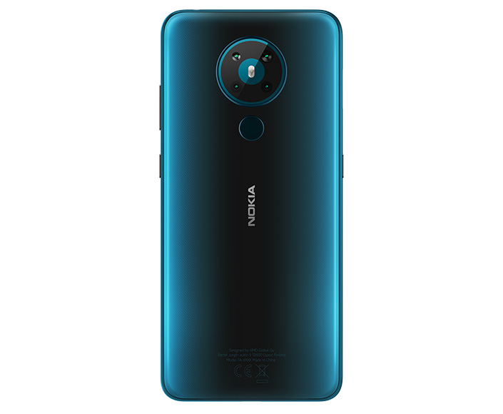 Nokia 5.3 Rational Cyan Blue Back PNG copy