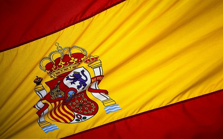 World_Spain_Flag_of_Spain_Barcelona_Mobile_World_congress