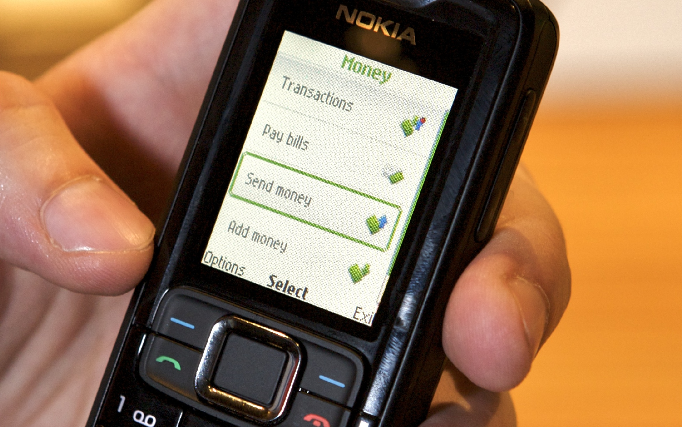 nfc mobile payments nokia money
