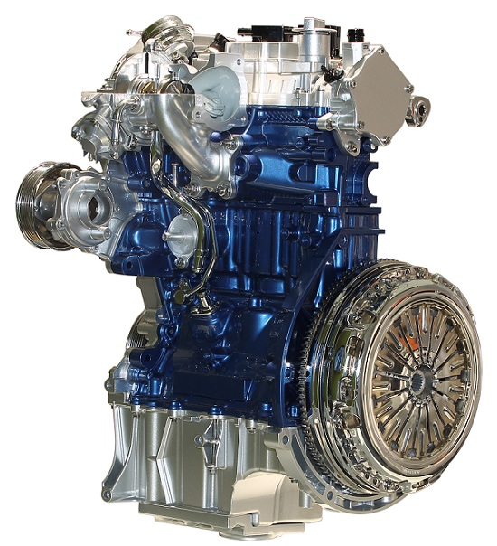 IEOTY 1 0 Litre EcoBoost Engine 2