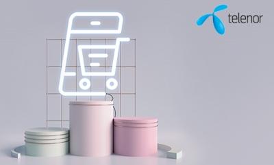 Теленор стартира онлайн магазин