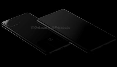 Първите изображения на Google Pixel 4 показват необяснимо близък с iPhone XI дизайн