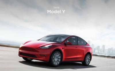 Илън Мъск представи новия електрически SUV Tesla Model Y със стартова цена от $39 000