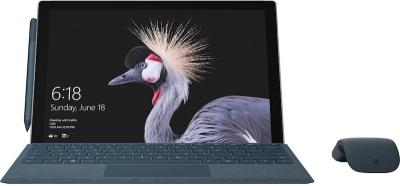 Новият Microsoft Surface Pro се появи предпремиерно