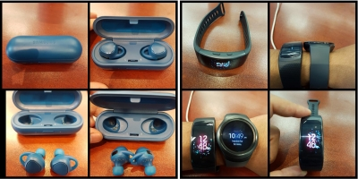 Появиха се Gear Fit 2 и Gear IconX - нови носими технологии от Samsung