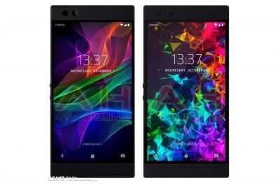 Razer Phone 2 ще запази дизайна на оригинала