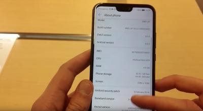 Huawei P20 Lite изглежда вече е официално представен в Италия