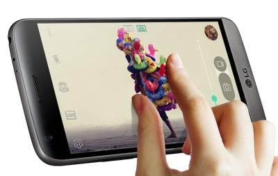 LG G6 ще има две 13 МР камери, една от които със 125° обхват