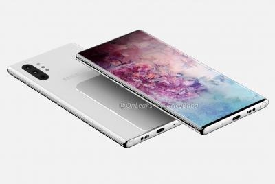 Galaxy Note 10 Pro ще има 25 W зареждане, а Galaxy A90 - 45 W, твърди нов слух