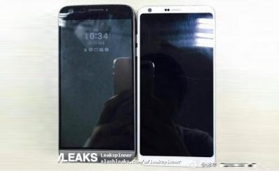 5.7-инчовият LG G6 няма да е по-голям физически от 5.3-инчовия си предшественик