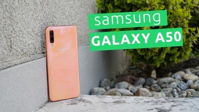 ВИДЕО: Ревю на Samsung Galaxy A50