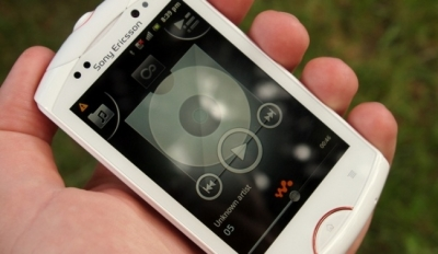 HD видео със Sony Ericsson Live with Walkman