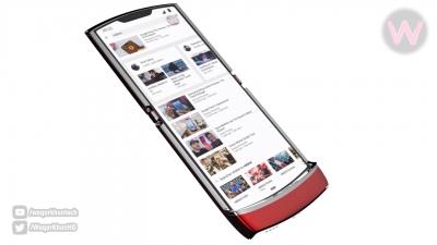 Lenovo е показала пред медии създадено от фен концептуално видео на Motorola RAZR