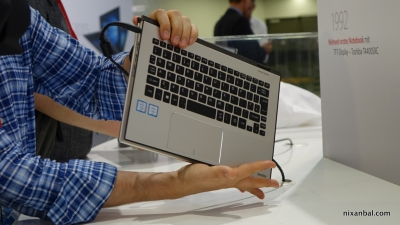 Toshiba представи 12.5-инчовия Radius 12 с Ultra HD дисплей и 6-о поколение Intel Core