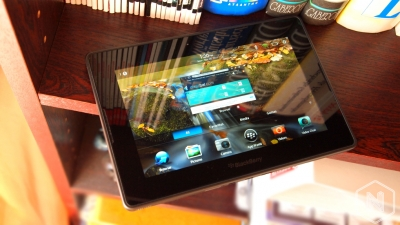 Ревю на BlackBerry PlayBook