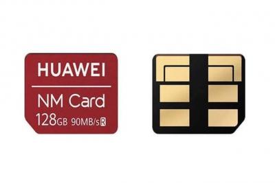 Huawei не може да използва microSD карти в бъдещите си устройства