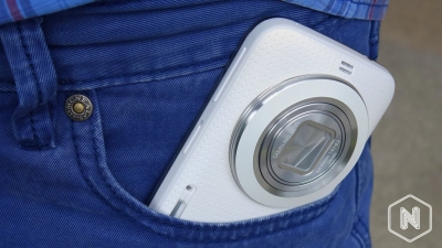 Ревю на Samsung Galaxy K zoom