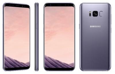 Още официални изображения разкриват новия цвят на Galaxy S8